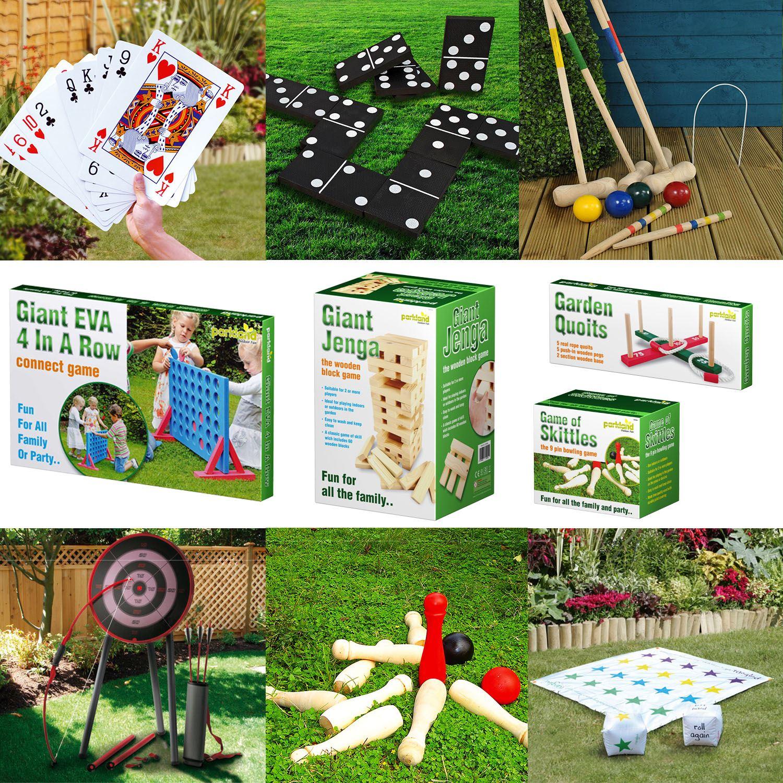 Garden Games Party