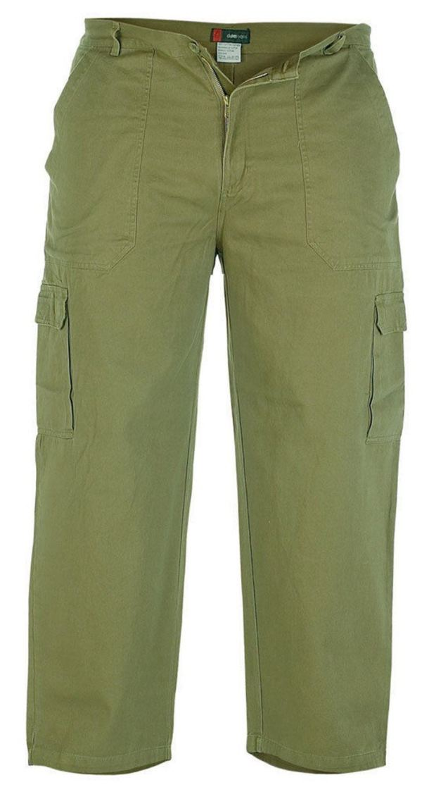 Mens Big Kings Size Cargo Pants Trousers Jeans Trousers ...