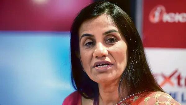 Former ICICI Bank CEO Chanda Kochhar. (Mint)