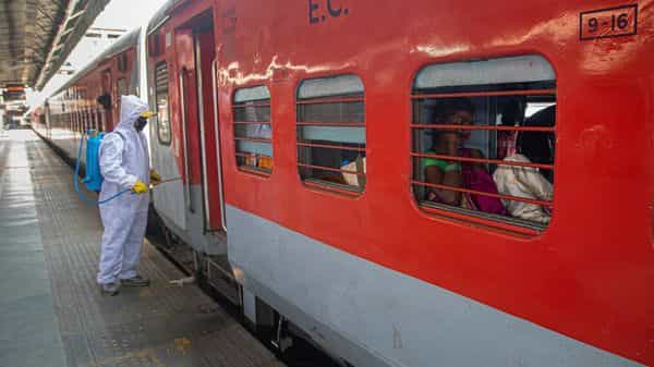 IRCTC: Full list of 200 trains that will run from today, new reservation  rules