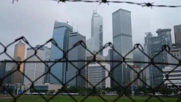 European Union warns China against Hong Kong election rules change