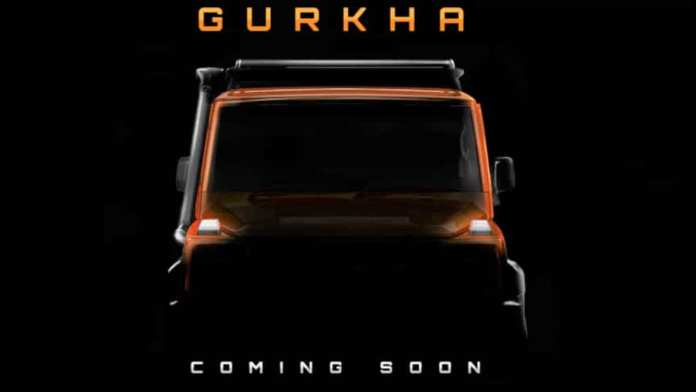 Force Gurkha SUV interiors teased in a video ahead of launch. Details here
