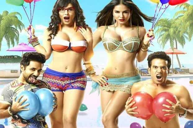 Mastizaade Box Office Collection Day-wise India Overseas