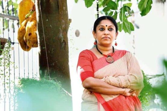 Writing is my revenge: K.R. Meera