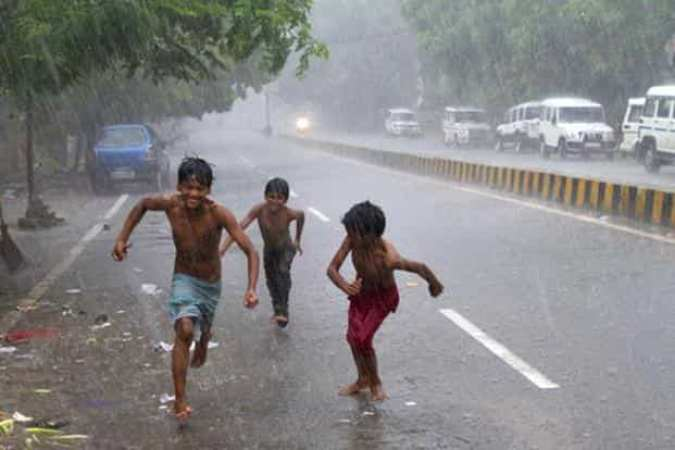 Monsoon rains have covered most of India, rainfall within ...