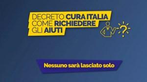decreto cura italia Paolo Pertile