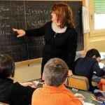 maestra di scuola elementare