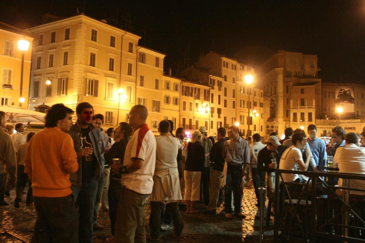 Movida Palermo: ancora caos, il Comune passa al contrattacco