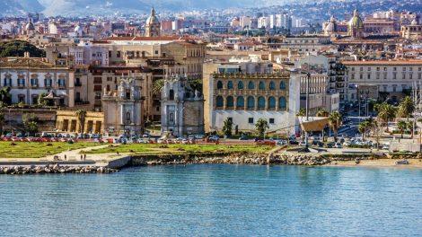 Comune di Palermo storia e posizione