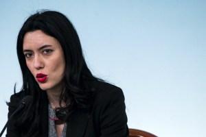 Ministra dell'Istruzione Lucia Azzolina