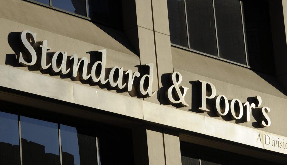 il logo di Standart&Poor's