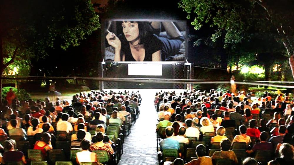 """Cinema a Palermo:  """"Cinema City"""" in programmazione ad agosto al Foro Italico"""