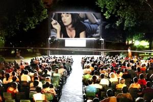 cinema all'aperto a Brescia