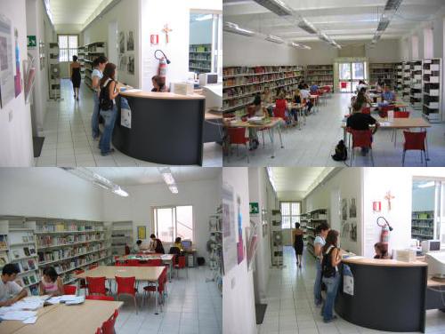 Biblioteca Vincenzo bellini