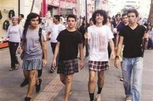 turchi in minigonna