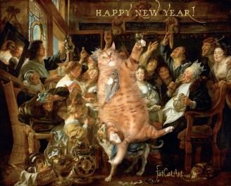 Jordaens_The_Feast_of_the_Bean_King-cat-NY