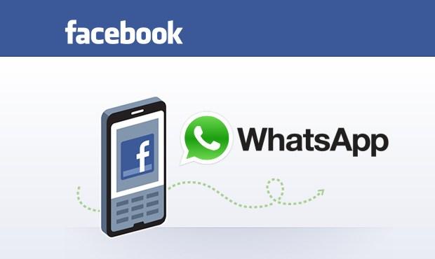 Whatsapp.Facebook