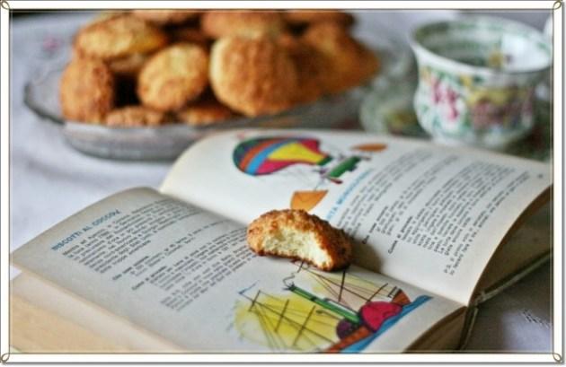 libri e cibo