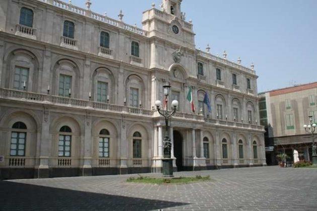 palazzo centrale unict