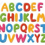 22680654-Alfabeto-lettere-Archivio-Fotografico