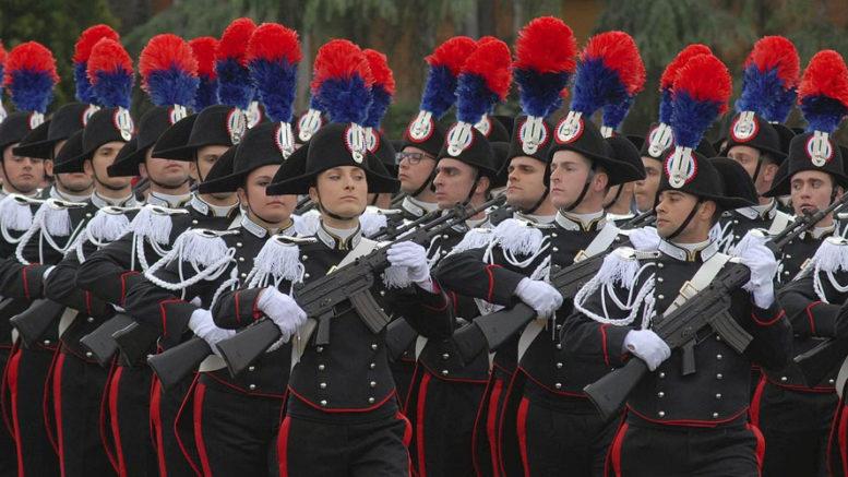 Lavoro Concorso Arma Dei Carabinieri Si Reclutano Sottotenenti