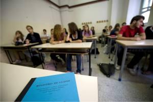 istruzione italia tra i banchi