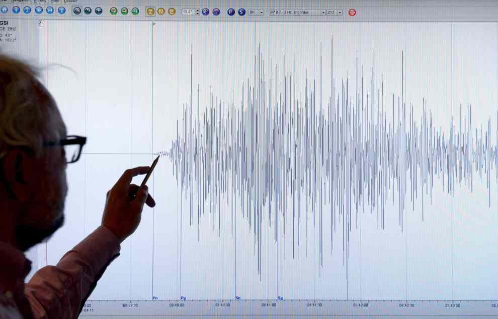 etna terremoto