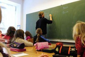 maestro a scuola