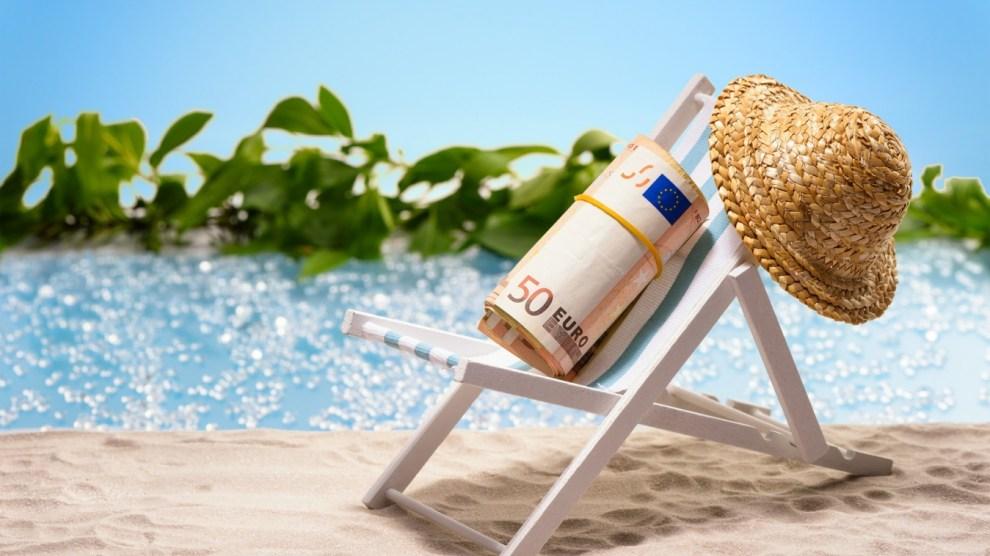 bonus vacanze spiaggia