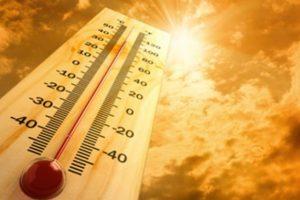 alte temperature