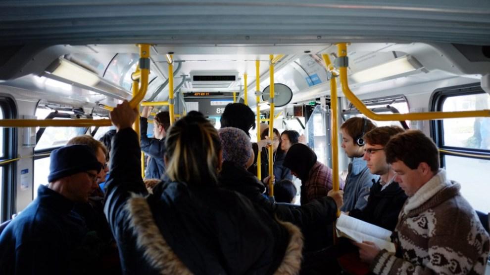 autobus passeggeri