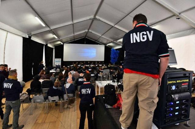 INGV: avvertita una scossa di terremoto a NordEst di Roma