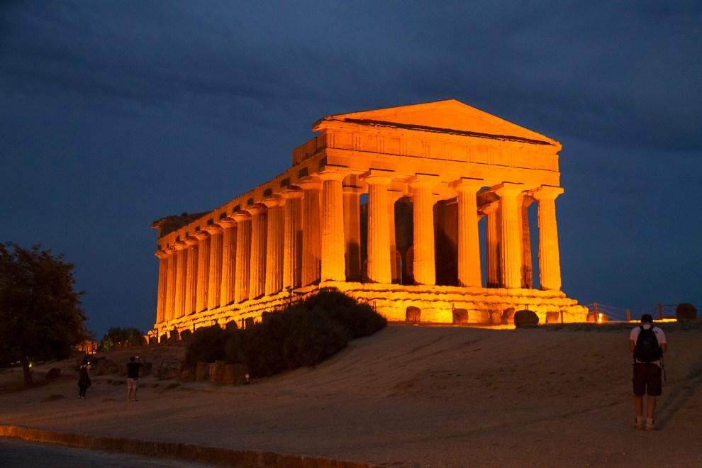 Valle dei Templi Agrigento