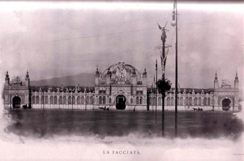 Piazza verga nel 1907 quando non c era il tribunale ma l for Affitti catania privati non arredati