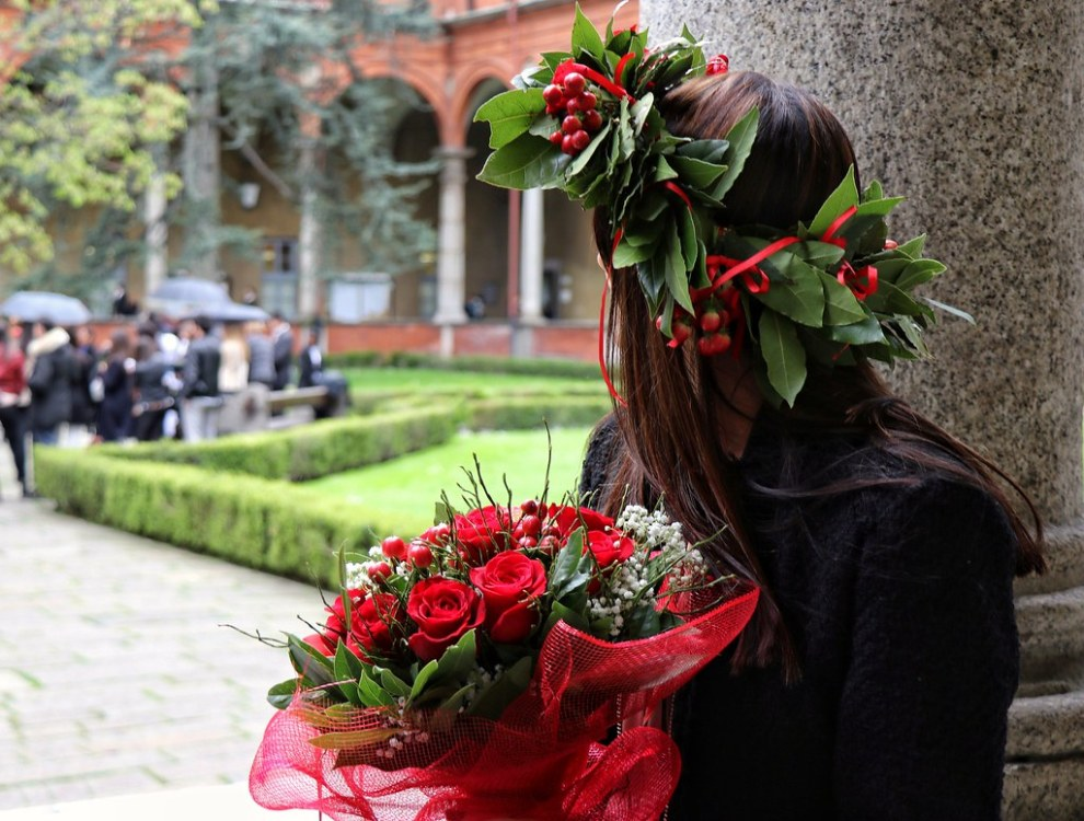 Fiori Bianchi Laurea.Laurea Quali Fiori Regalare 3 Pratici Consigli Per La Scelta