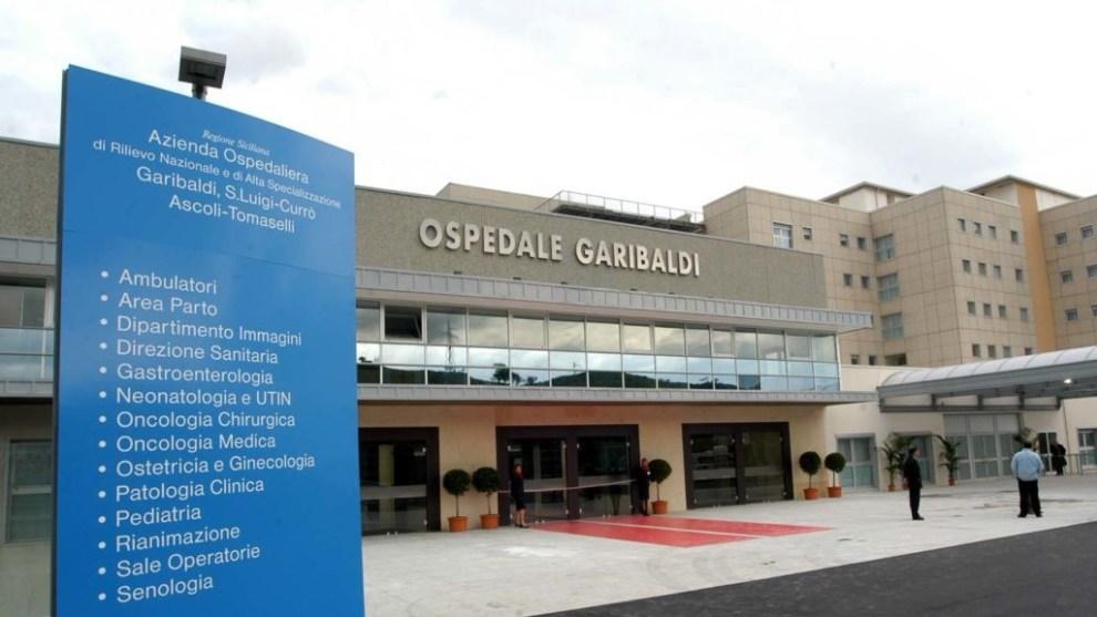 Ospedale Garibaldi Catania