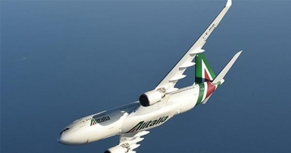 Dal 1° agosto aumentano i voli di Alitalia sulla rotta Lamezia-Milano