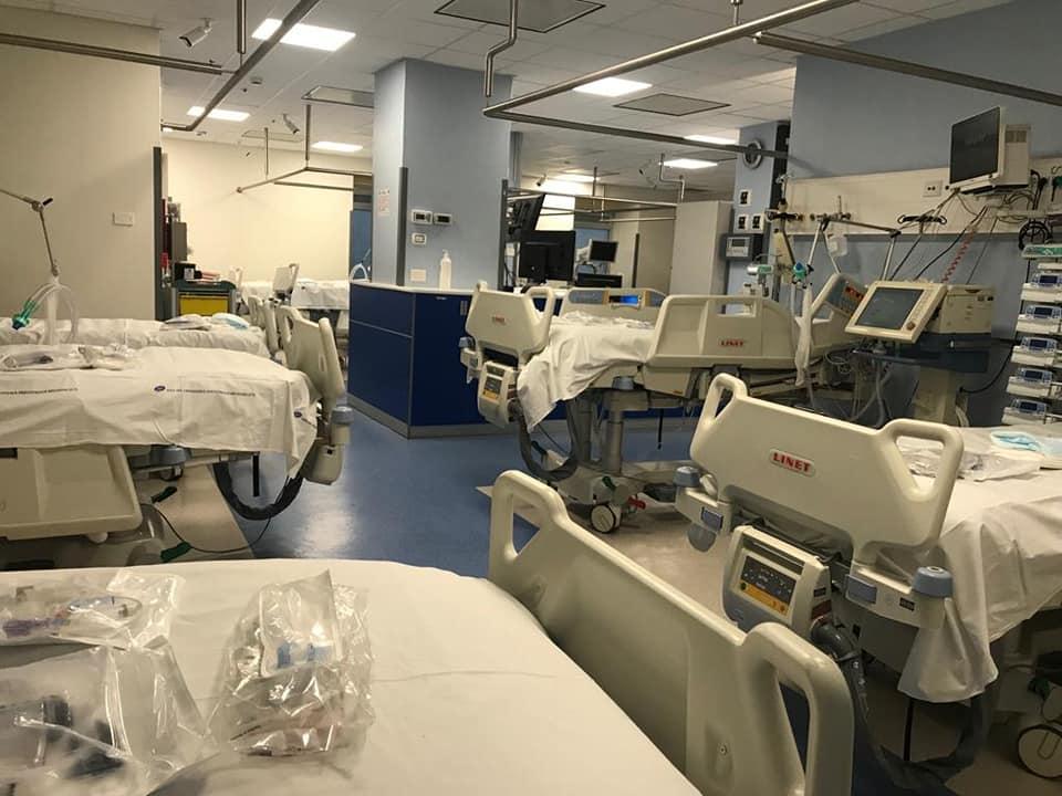 Ospedale Garibaldi, medici e infermieri realizzano reparto di ...
