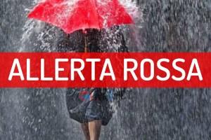 meteo allerta rossa catania sicilia
