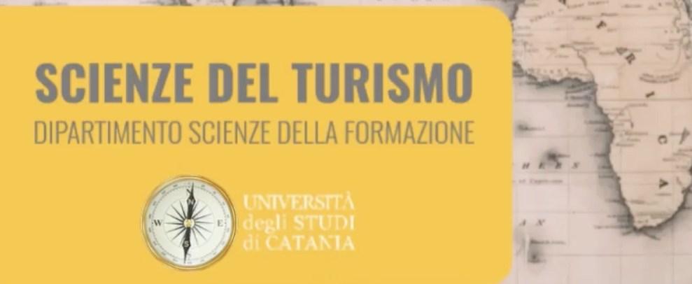 Corso di Laurea Scienze del Turismo Unict