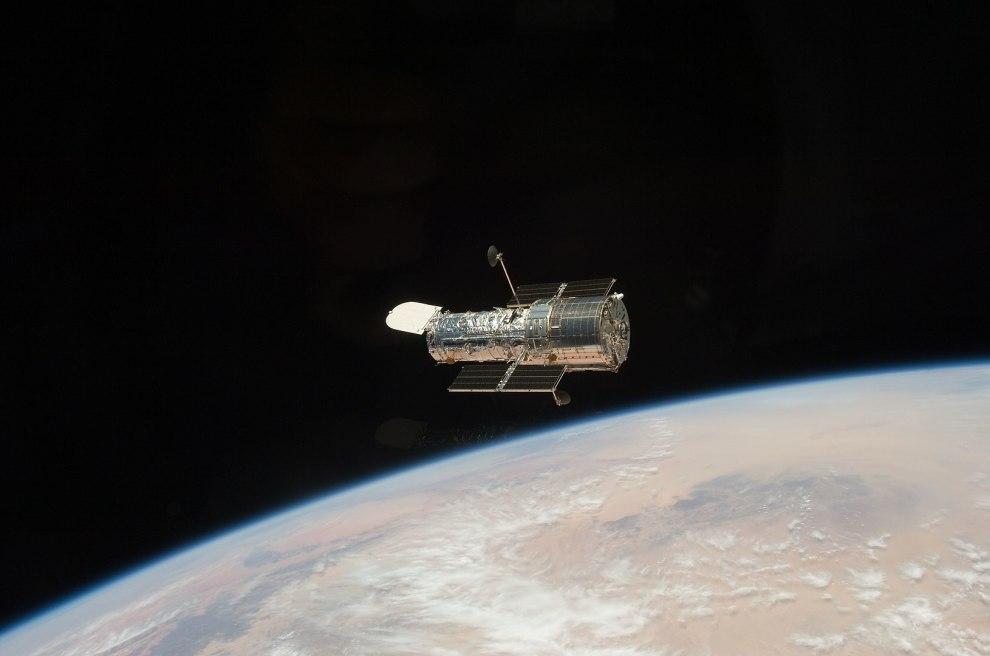 Telescopio Hubble Nasa