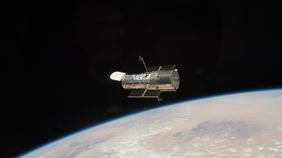 Telescopio Hubble Nasa
