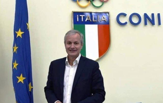 Fabio Pagliara CONI