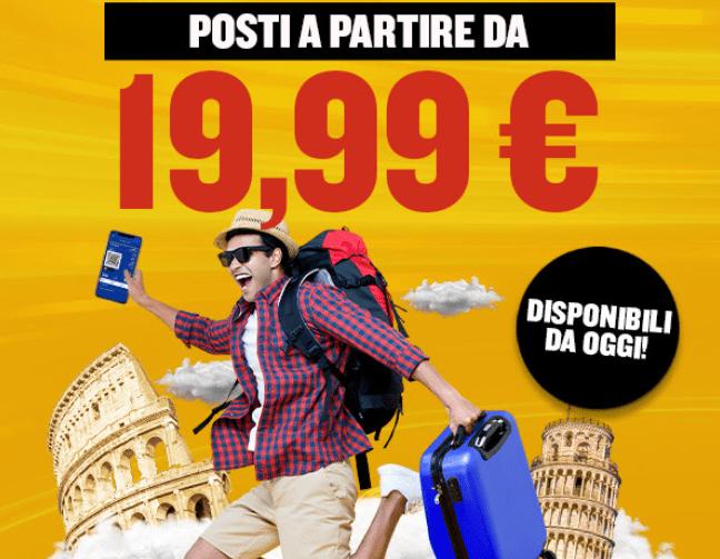 Ryanair, offerte per tutta Europa: voli anche da Catania ...