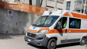 Ambulanza Covid-19 Sicilia