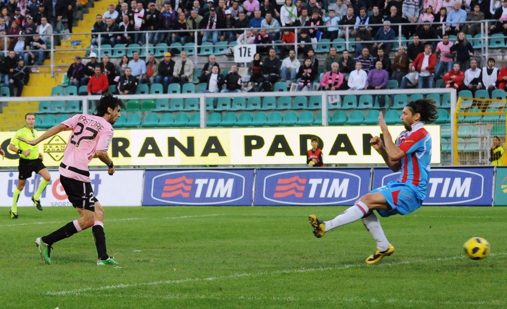 Calcio Catania - Palermo