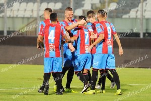 Calcio Catania squadra