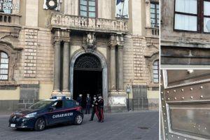 Carabinieri presso Comune di Catania
