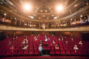teatro covid
