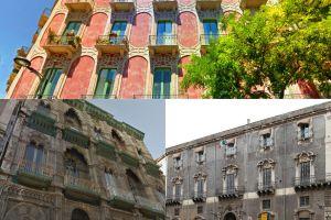 Palazzi a Catania